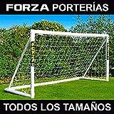 FORZA Portería de Fútbol PVC - Amplia Gama de...