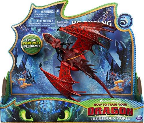 Dragons 6052260 - Movie Line - Deluxe Dragons - Hookfang (Hakenzahn)