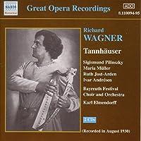 Wagner:Tinnhauser Elmendorff 1