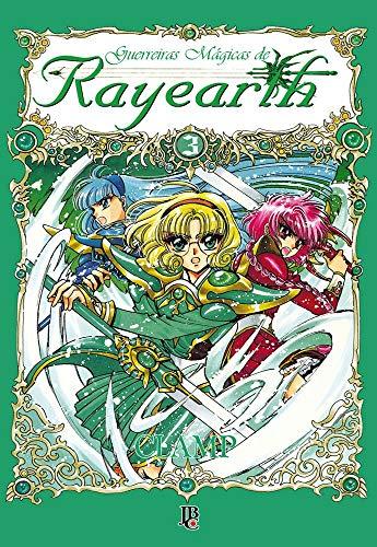 Guerreiras Mágicas de Rayearth- Especial - Vol. 3
