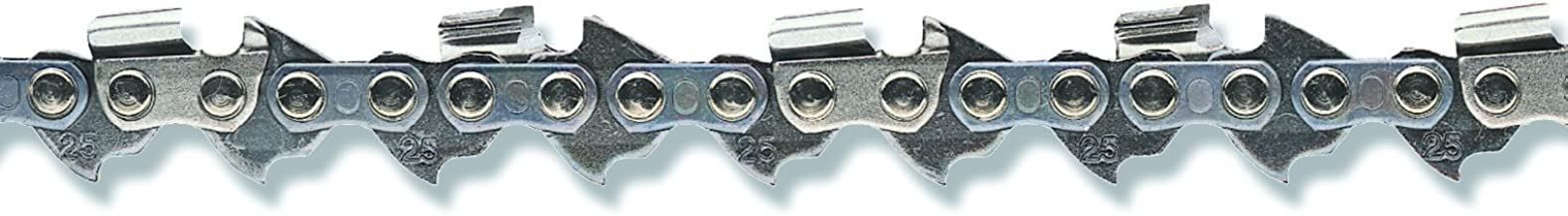 OREGON 25AP072G 72 Drive Link Micro Chisel Chain, 1/4-Inch Pitch