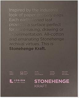 STONEHENGE PAPER 11X KRAFT 90LB