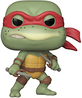 Funko Pop! Retro Toys: Tortugas Ninja Mutantes Adolescentes - Raphael