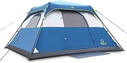 OT QOMOTOP Waterproof Camping Tents, 4/6/8/10 Person...