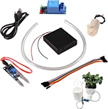 Soil Moisture Sensor Kit Automatic Watering System Manager with Mini Water Pump for Arduino DIY Kit (Automatic Watering System)
