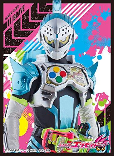 キャラクタースリーブ 『仮面ライダーエグゼイド』 仮面ライダーブレイブ クエストゲーマーレベル2 (EN-422)