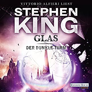 Glas audiobook cover art