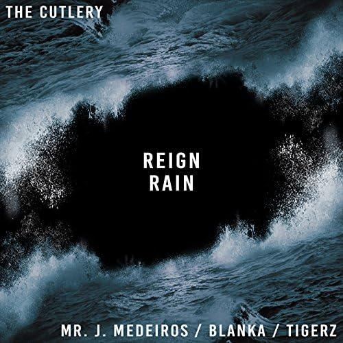 The Cutlery feat. Mr. J. Medeiros, Tigerz & Blanka