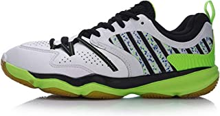 Men Ranger Series Lightweight Badminton Training Shoes Lining Team Flexible Sports Sneakers AYTM081 AYTN015