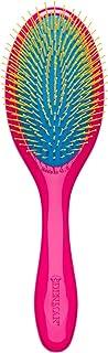 Denman Tangle Tamer Gentle Detangling Brush Pink/Blue/Yellow