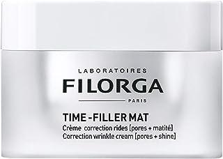 Filorga Time-Filler Mat Gezichtscrème, Anti-Rimpel Creme voor Dames, 50 ml