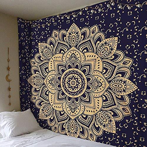 YAMEIJIA wandtapijt bedrukt huis decoratie grote mandala muur opknoping voor muur Hippie tapijt strand handdoek