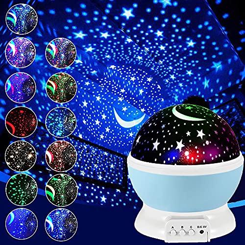 Star Wars Lampada notturna 3D illusione lampada da scrivania lampada proiezione luce notturna lampada per soggiorno, camera dei bambini, decorazione per la casa, Natale, regalo di compleanno
