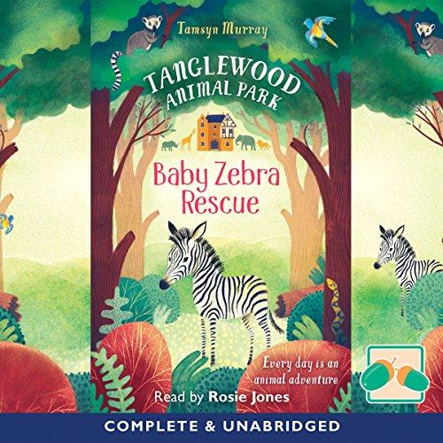 Baby Zebra Rescue Titelbild