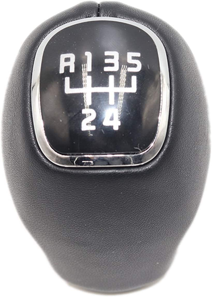 MINGMING Spasm gift price Lming Store 6 Speed PU H Knob Manual Leather Shift Gear