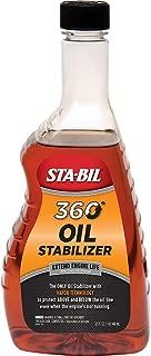 STA-BIL 22402-4PK 360 Oil Stabilizer, Oil Additive,  Oil Treatment - 32 fl. oz., (Pack of 4)