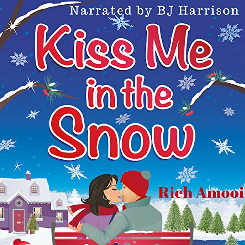 Kiss Me in the Snow audiobook cover art