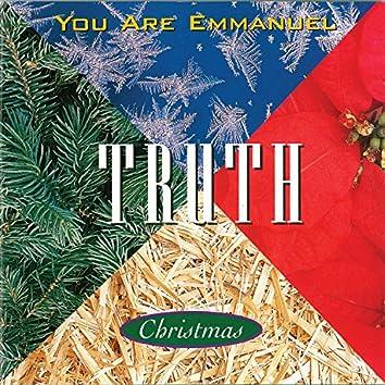 You Are Emmanuel [Christmas]