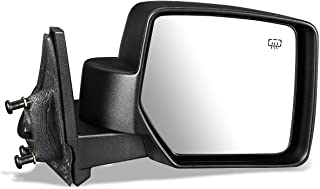 DNA Motoring OEM-MR-CH1321337 Factory Style Powered+Heated Right Side View Door Mirror