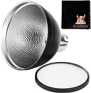 Godox ad-s2 Reflector de luz estándar con Suave difusor para Godox AD200 AD360 AD360II Flashes