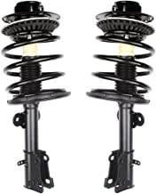 FAERSI Compatible with Front Pair Complete Shocks Struts Assembly 2001-2007 Chrysler Town Country 2001-2003 Chrysler Voyager 2001-2007 Dodge Caravan & Grand Caravan Replaces# 171572L 171572R