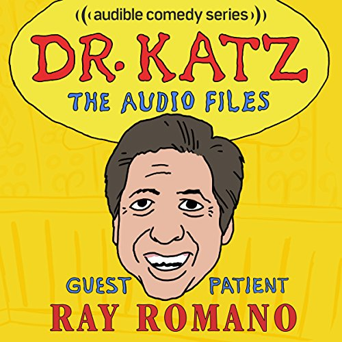 Ep. 2: Ray Romano (Dr. Katz: The Audio Files) audiobook cover art