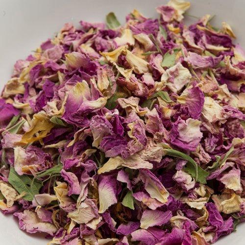 ローズピンク ペタル 100g Rosepink Petal 薔薇 ハーブ 調味料 業務用