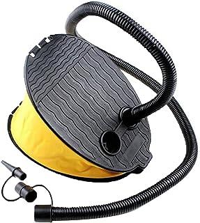 HomeDecTime Tragbare Blasebalg//Fu/ßpumpe//Luftpumpe f/ür Luftmatratze Gymnastikball Luftballon