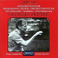 Wagner: Wesendonk-Lieder / Orchesterstucke by Marjana Lipovsek