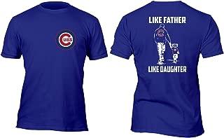 like father like son cubs shirt