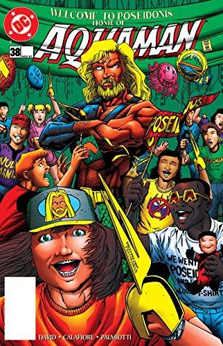 Aquaman (1994-2001) #38 (English Edition)