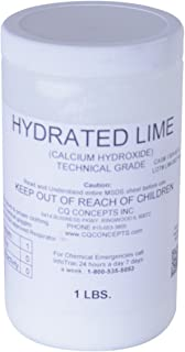 Hydrated Lime (Technical Grade) (5 pounds)