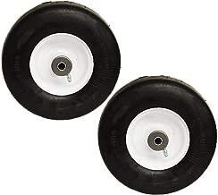 ferris flat free caster tire