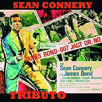 Sean Connery Tributo (James Bond 007)