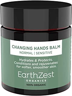 Dead Sea Hand Cream 125 ml Natural Skin Care Moisturising treatment for Dry Hands Protects from Weather and Daily Damage.