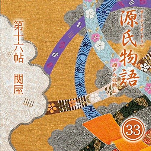 『源氏物語 瀬戸内寂聴 訳 第十六帖 関屋』のカバーアート