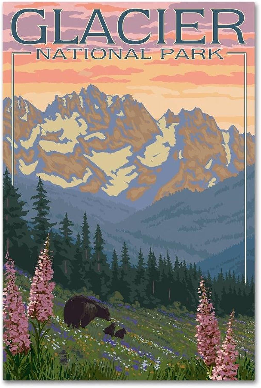 Trademark Fine Art Travel 28 by Lantern Press, 12x19 Canvas Wall Art