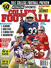 Athlon Sports 2017 College Football National Preview Magazine - Notre Dame