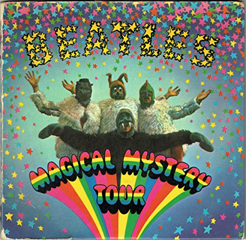 MAGICAL MYSTERY TOUR 7 INCH (7  VINYL 45) UK PARLOPHONE 1967
