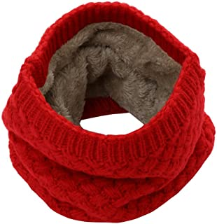 Hot Sale Knitted Scarf for Women&Men,WUAI Clearance Unisex Winter Warm Scarf Knitted Thickness Scarf