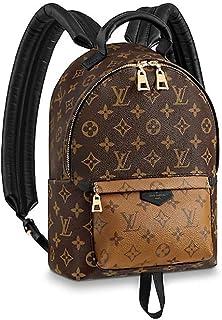 e9cd9c31ff72 LLVS Women s Monogram Reverse Palm Springs Backpack (Made in France)