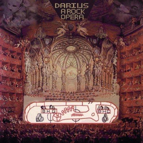 Darious: Rock Opera by Barefoot Hockey Goalie (1995-09-29)