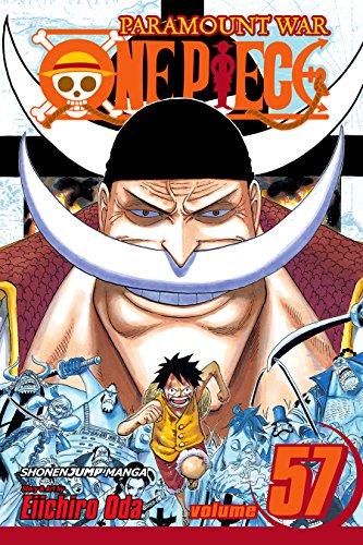 One Piece, Vol. 57: Paramount War (One Piece Graphic Novel) (English Edition)