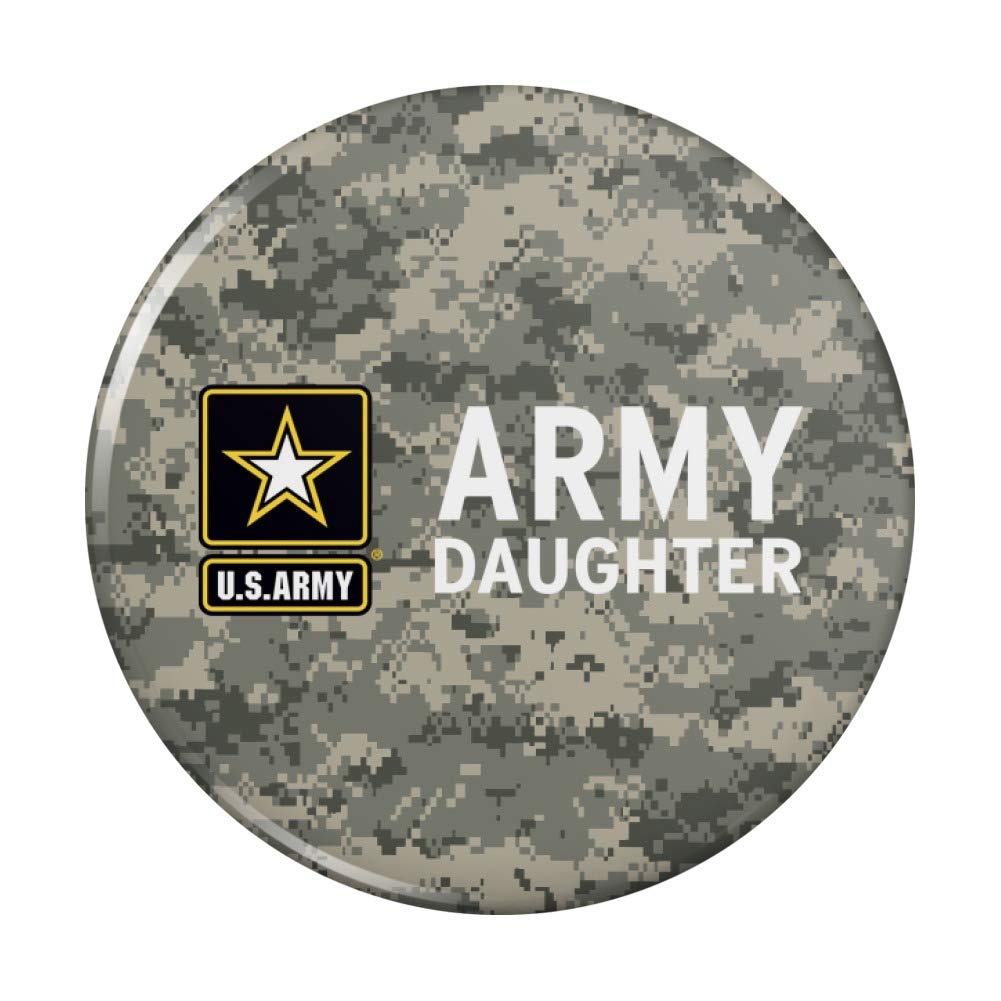 Free shipping anywhere in the nation U.S. Army Daughter Compact Pocket Purse Hand Makeup Mir Choice Cosmetic