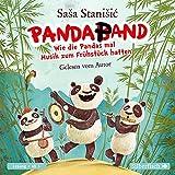 Panda-Pand: Wie die Pandas mal Musik zum Frühstück hatten