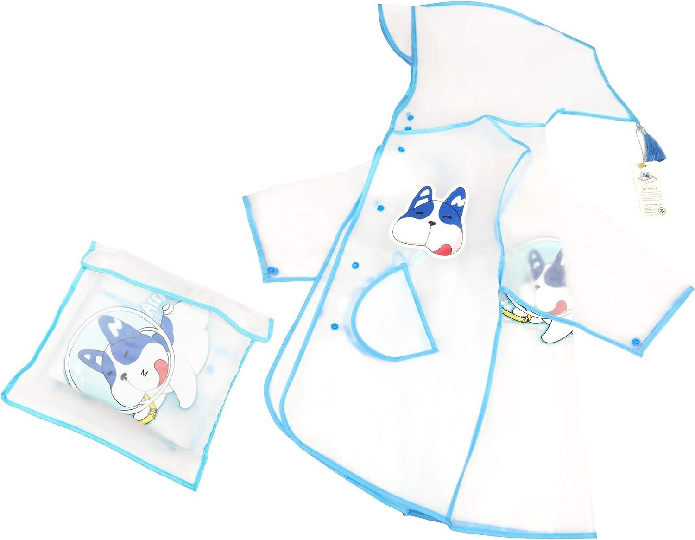 ARRNEW Rain Jacket Coat for Boys Girls - Kids Raincoat| Lightweight Raincoats
