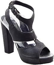 Diesel Women's Antoinette Black Heels
