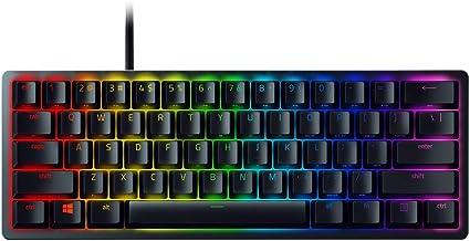 Razer Rz03-03390200-r3m1 Teclado Razer Huntsman Mini - 60% Optical Gaming Keyboard (linear Red Switch) - Windows