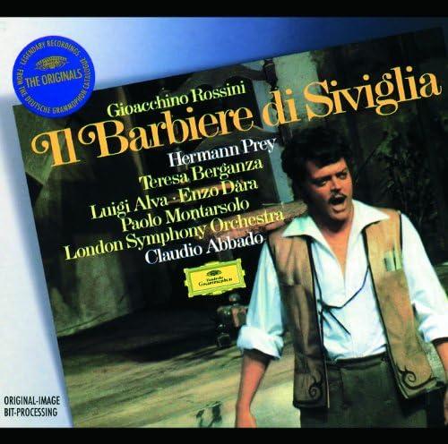Teresa Berganza, London Symphony Orchestra, Hermann Prey, Claudio Abbado, Luigi Alva, Gioachino Rossini & Giovanni Allevi