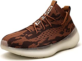 Scarpe Uomo Donna Sneakers Air Running Sportive Outdoor Fitness Trainers 34-46EU